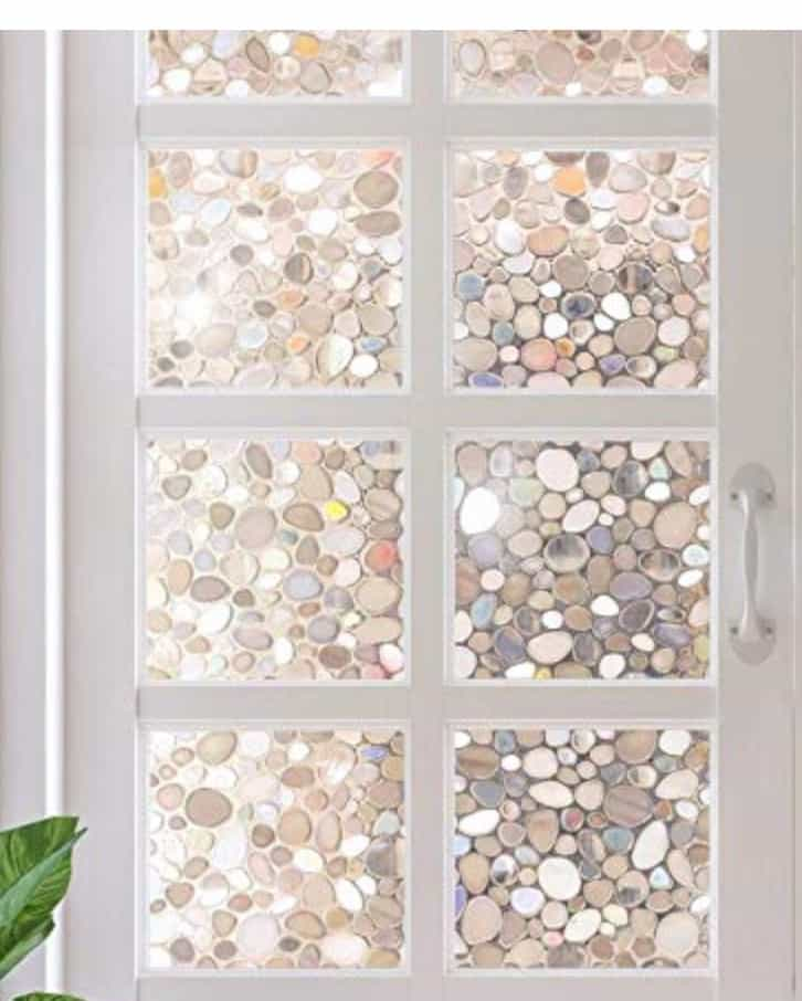pebble window film