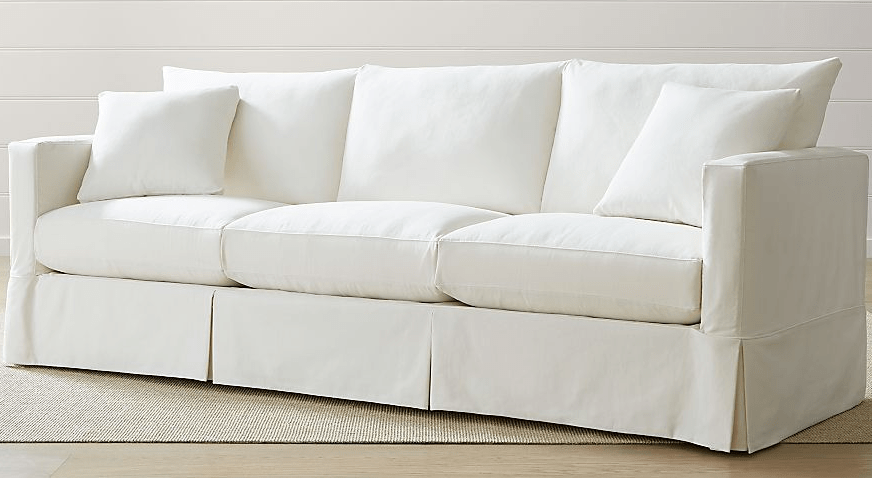 Willow Couch by Crate & Barrle