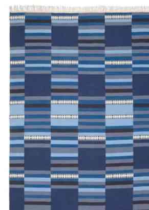 Ikea's Trangent rug, new in 2020 catalog