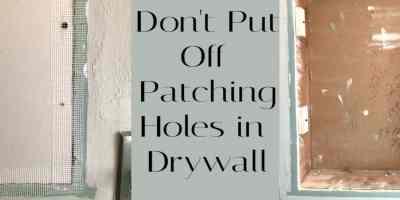 Drywall Repair DIY Tips