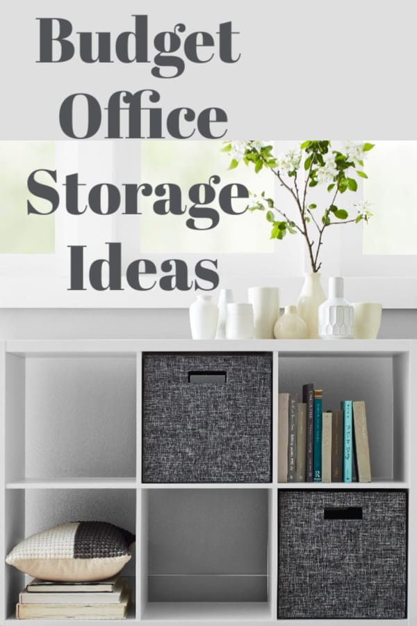 Get ideas for maximizing storage for your office or work area.