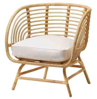 buskbo chair from Ikea