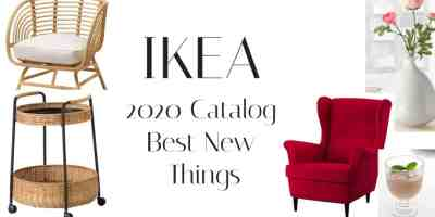 What's New in Ikea's 2020 Catalog