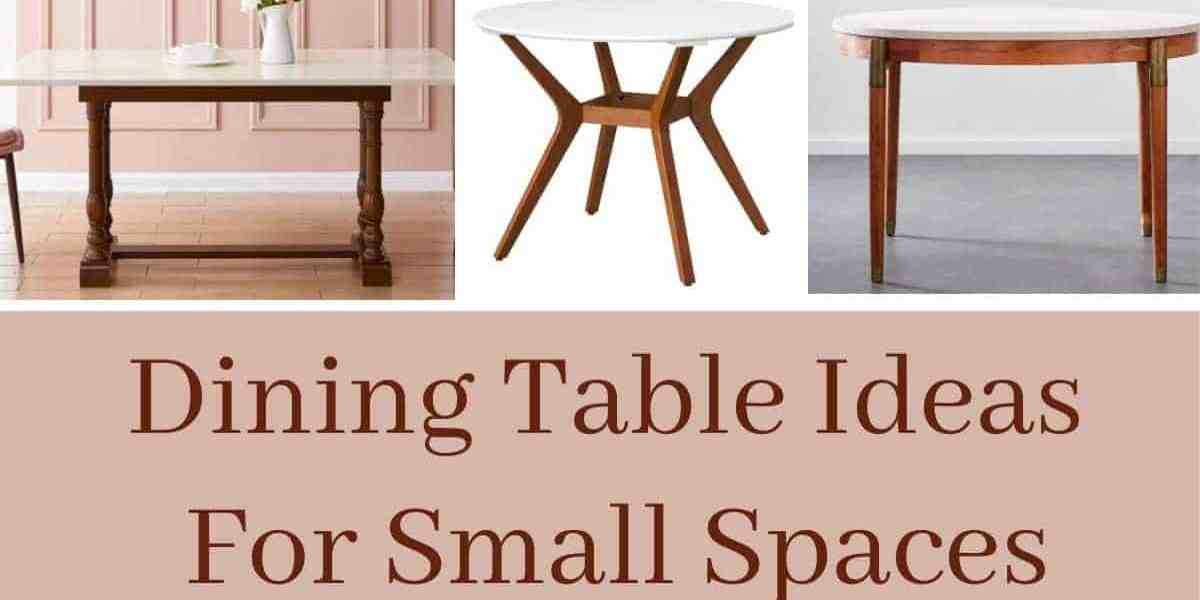 small dining table ideas