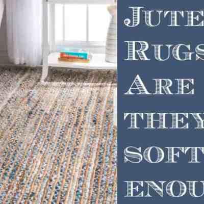 Jute Rugs: What is Jute?  Are Jute Rugs Soft?