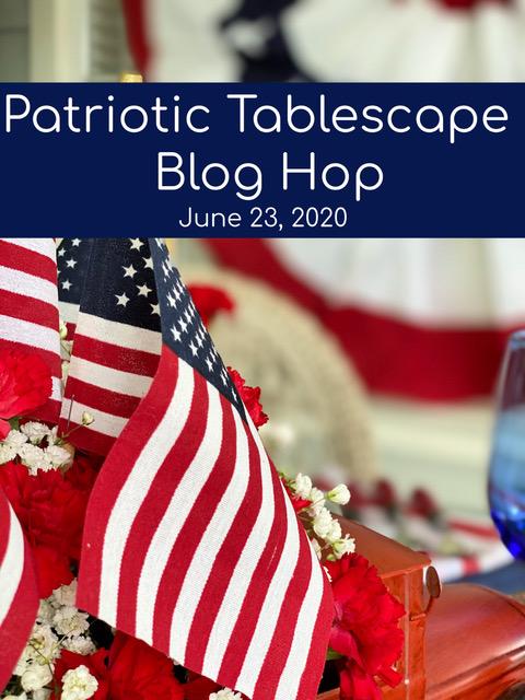 Tablescape hop