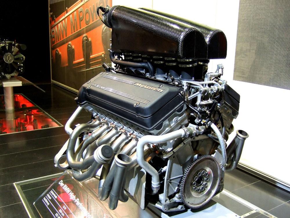 medium resolution of mclaren f1 bmw v12 engine moteur photo sweens308
