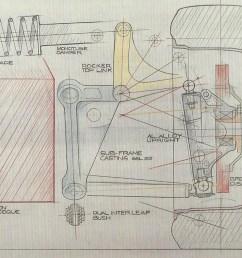 mclaren f1 sketch suspension [ 1920 x 1242 Pixel ]