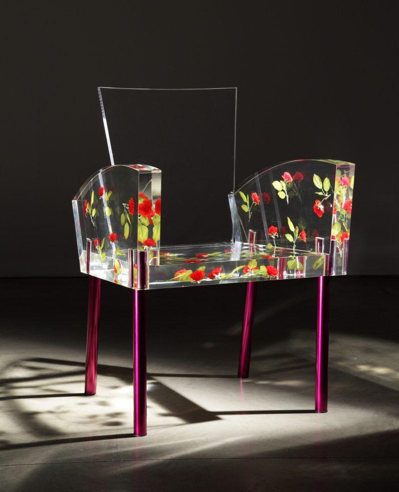chair and steel fisher price talking shiro kuramata (1934-1991) - design museum gent