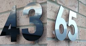 Design My House Number Your Source For High Quality Individual