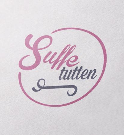 suffe tutten logo design