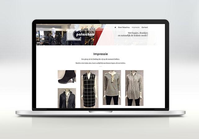 patachou mode website