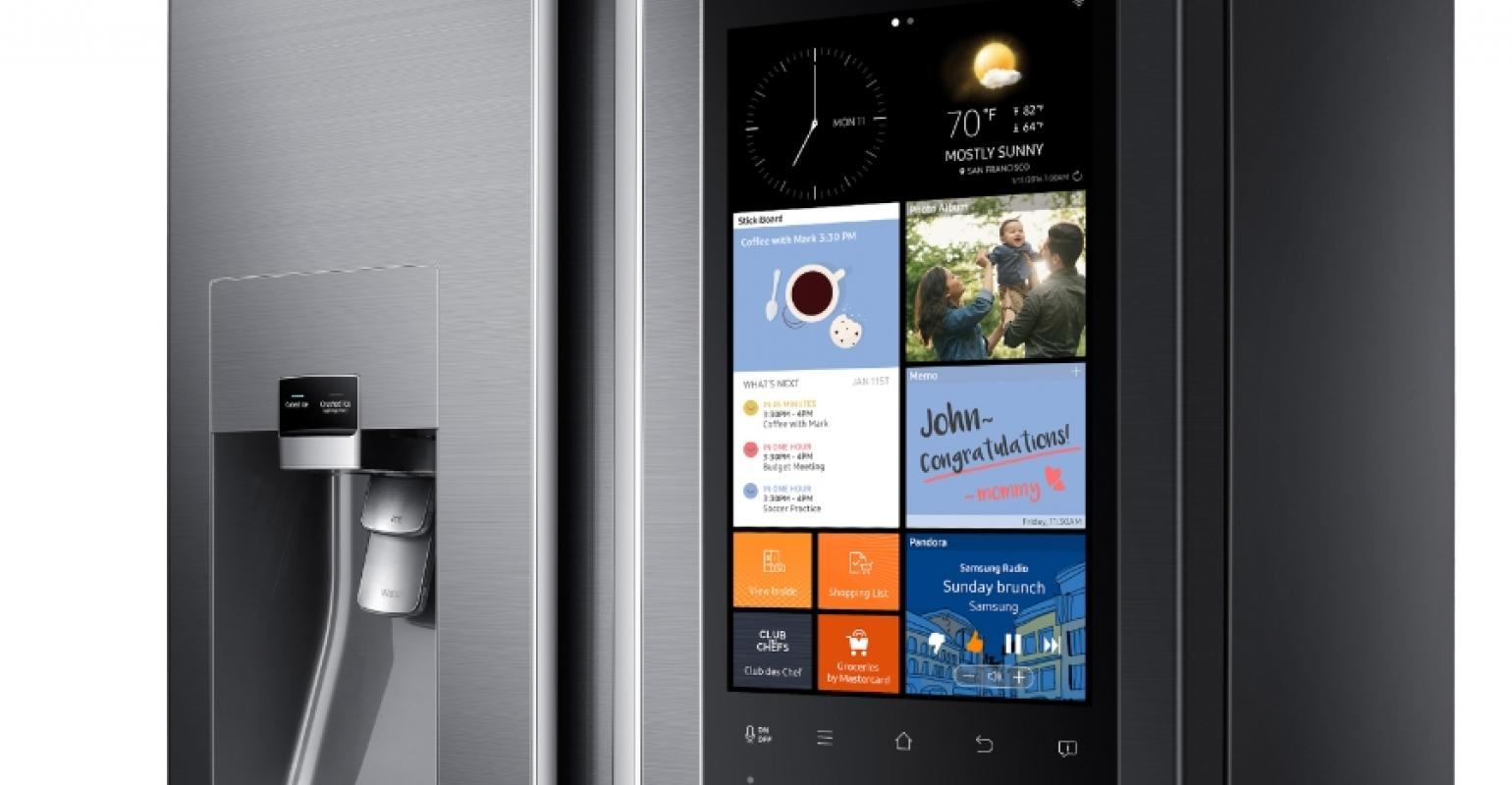 large appliances have a new touch