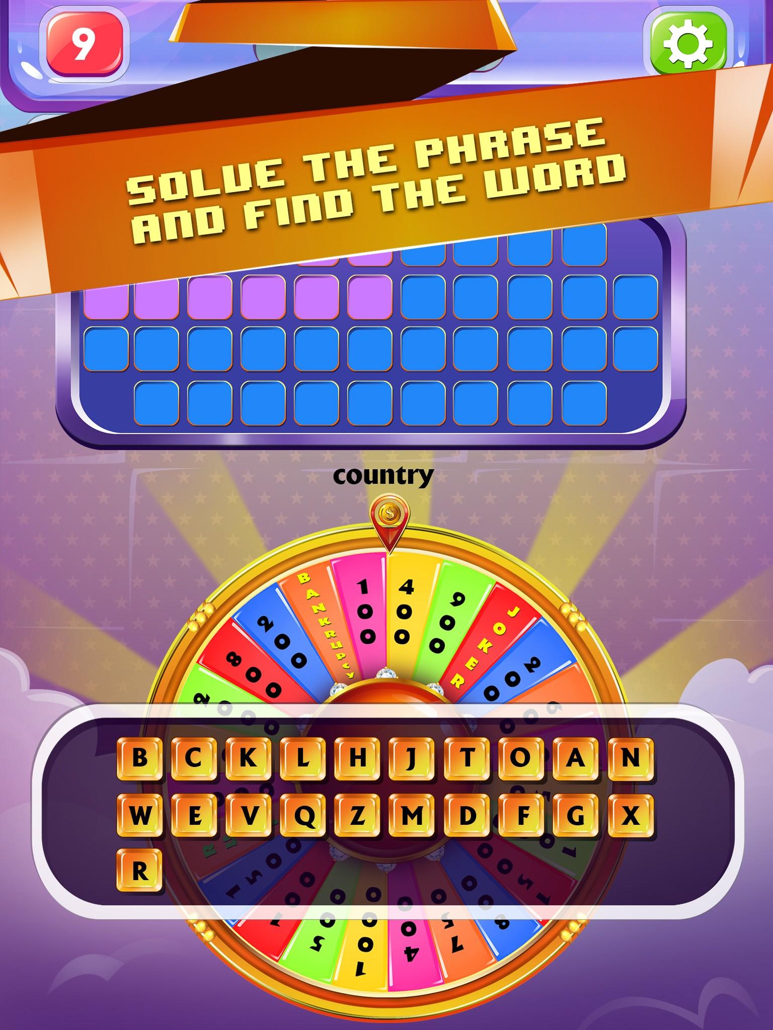 Wheel Of Word