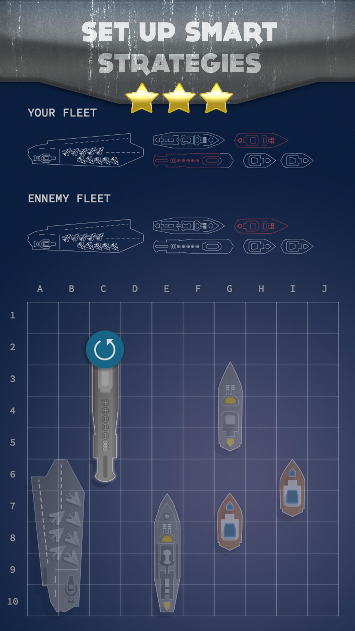 Battleship Boats War