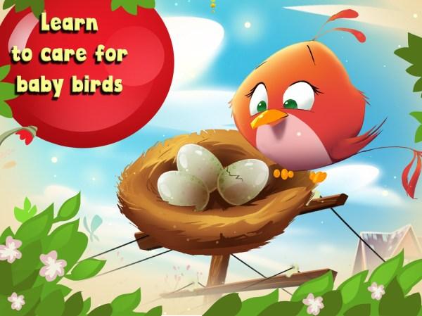 Preschool Learning Games Kids - Spring