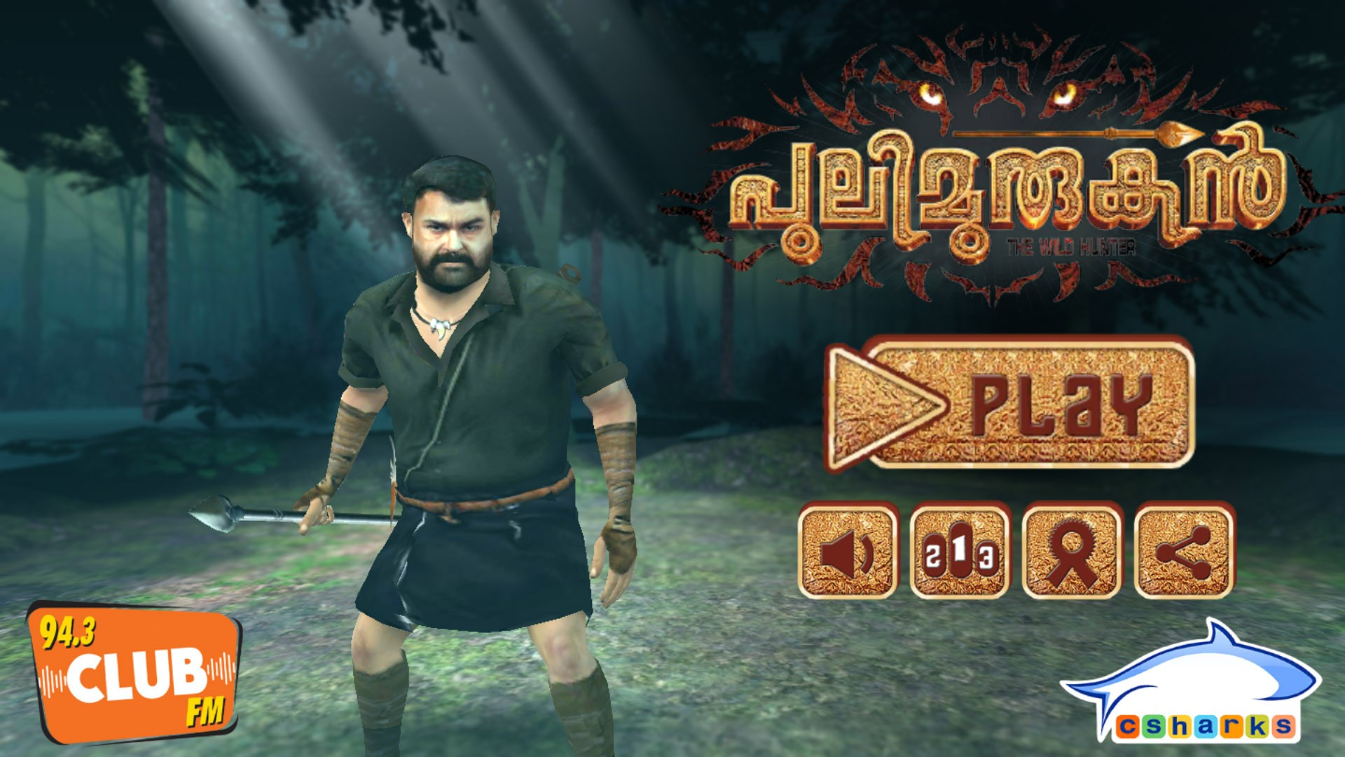 3d Video Wallpaper Player Pulimurugan 3d Game