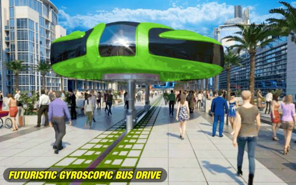 Gyroscopic Transport Of Future Bus Driving