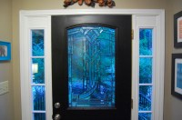 Window Glass Painting Designs For Home