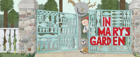 In Mary's Garden by Tina and Carson Kugler