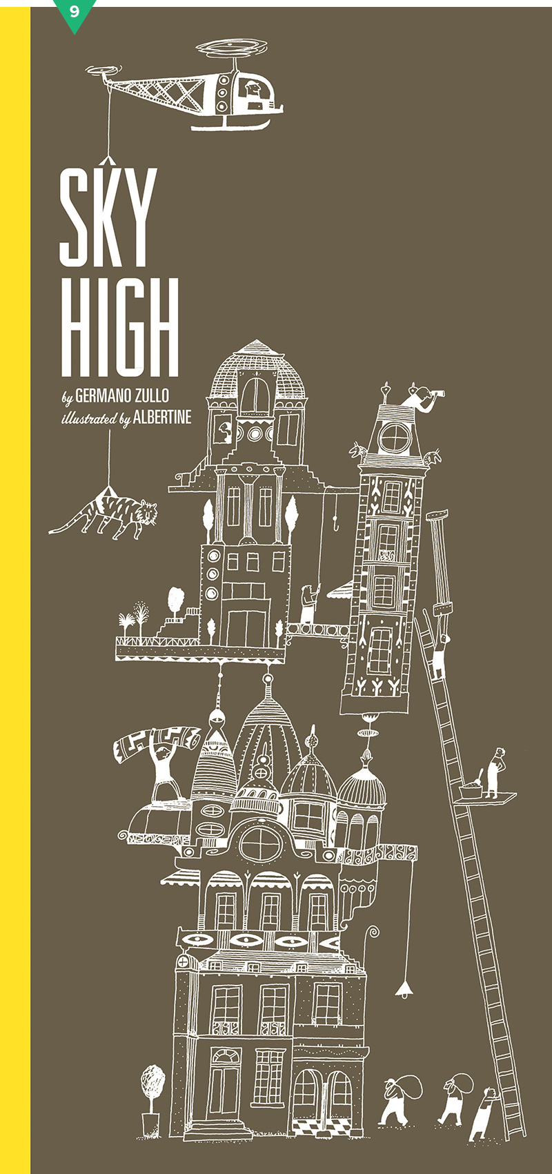 Sky High #givebooks