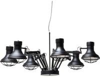 Spider Multi Hanglamp Zwart Kare Design in de aanbieding kopen