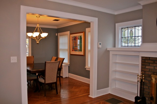 Flowing Interior Paint