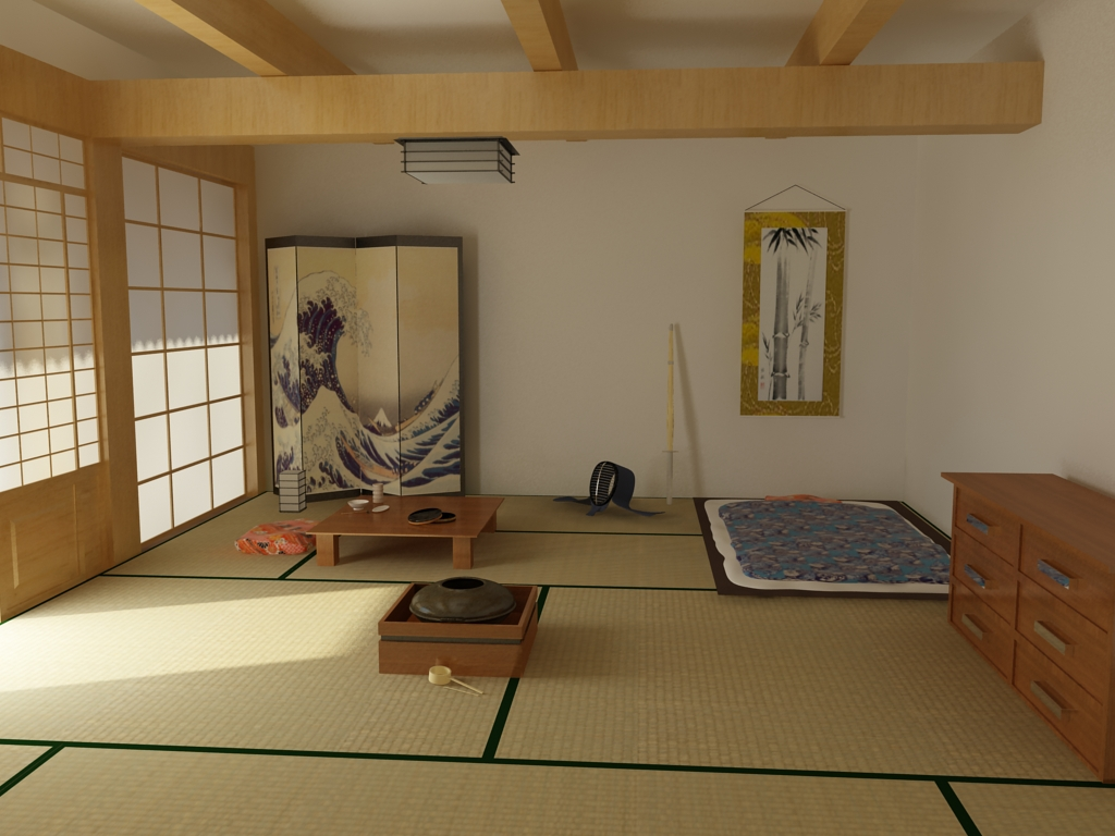 Japanese Bedroom & Japanese Bedroom - Design On Vine