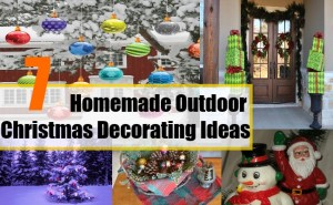 Christmas Outdoor Decorations Ideas ECpb