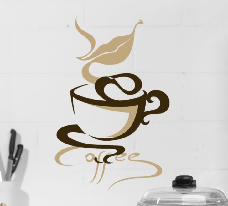 Coffee Shop Kitchen Decor