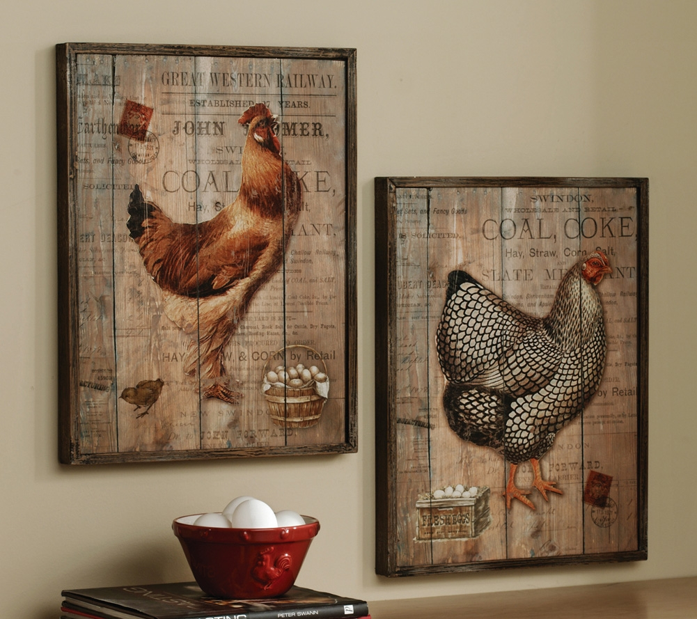 Country kitchen wall decor - Country Kitchen Wall Decor