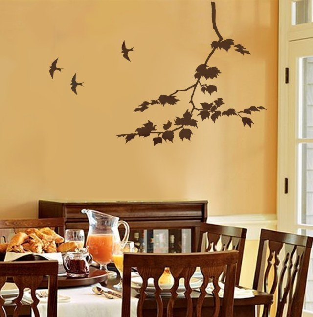 dining-room-wall-decorating-ideas-iUZR - Design On Vine