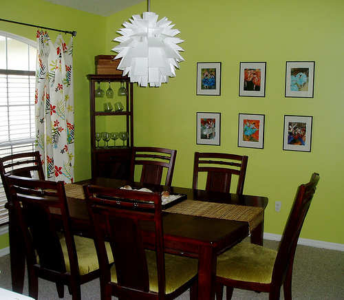 Dining Room Wall Pictures