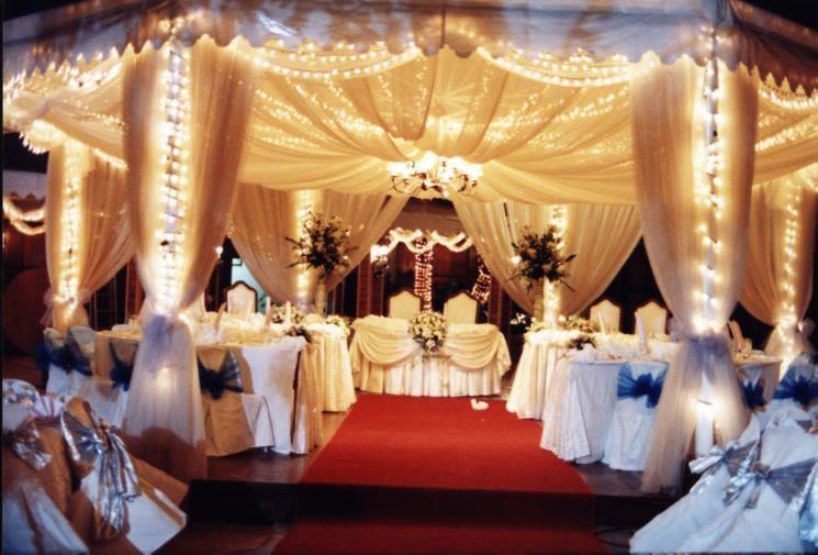 Wedding Venue Decoration Ideas Pictures