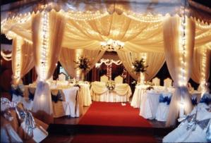 Elegant Outdoor Wedding Ideas BZUA