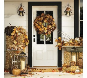 Fall Outdoor Decorating Ideas LtYX