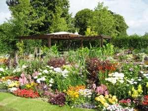 Flower Garden Design UnfG