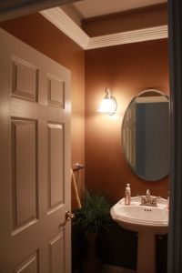 Half Bathroom Decorating Ideas XuTh