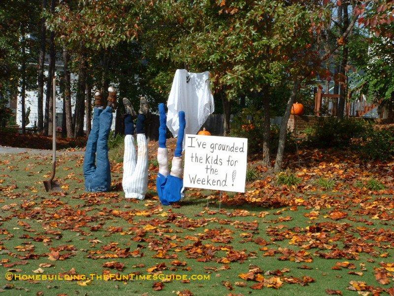 Halloween Outdoor Decorating Ideas - Design On Vine