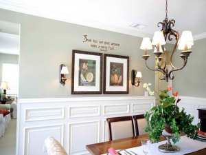 Ideas For Dining Room Walls MCfB