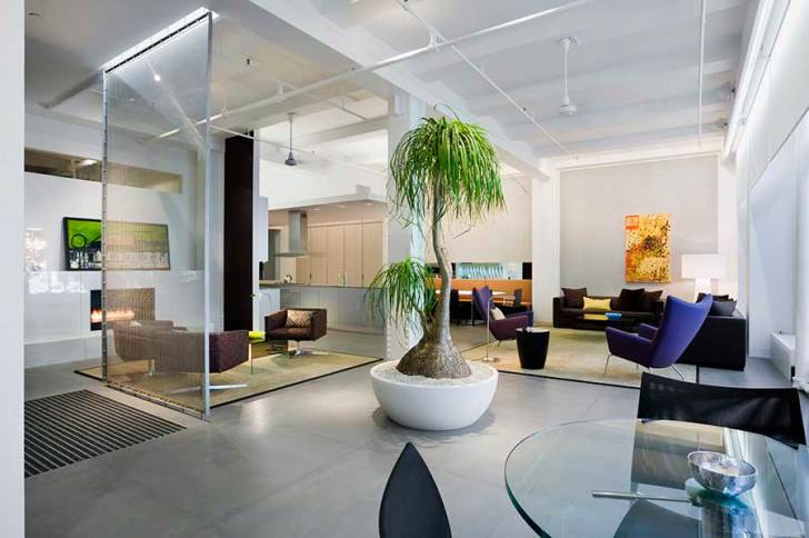 Loft Furniture Design