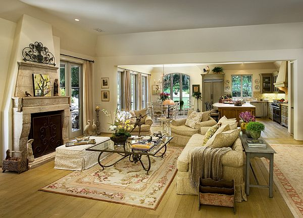 Mediterranean Furniture Design