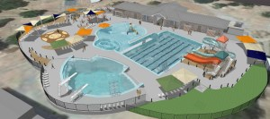 New Parks Swimming Pool VlPn