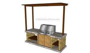 Outdoor Barbeque Designs Lvxw