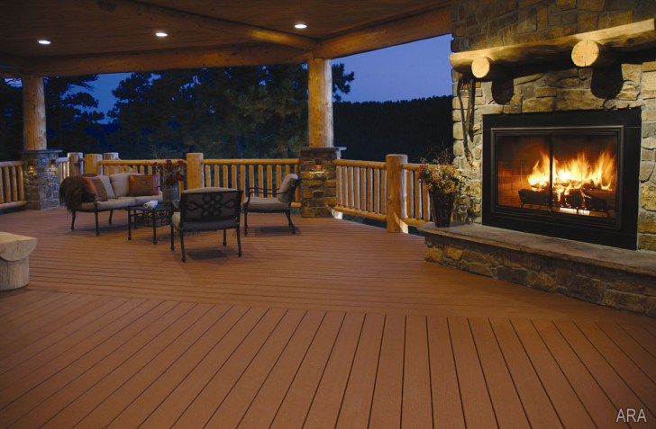 Outdoor Living Spaces Pictures