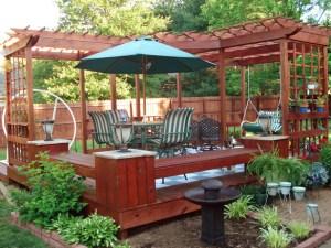 Outdoor Rooms Ideas LLtF