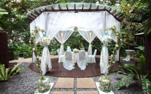 Outdoor Wedding Decoration Ideas GFRq