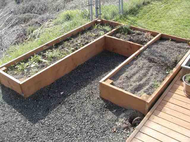Raised Bed Garden Design