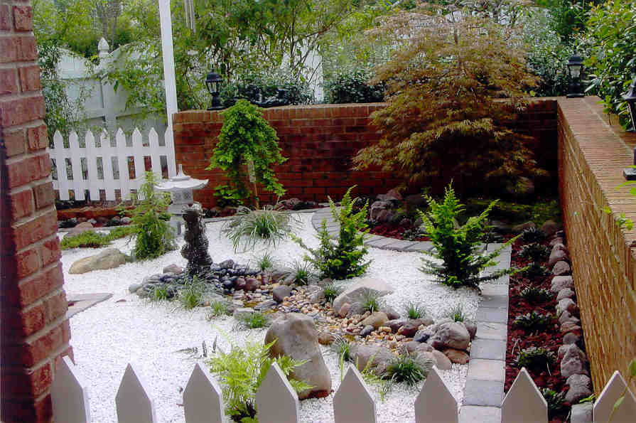 216 Best Yard Images On Pinterest japanese garden design ideas
