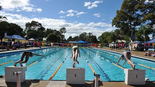 Swimm Pools